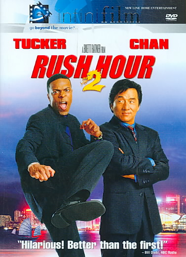 RUSH HOUR 2 BY CHAN,JACKIE (DVD)